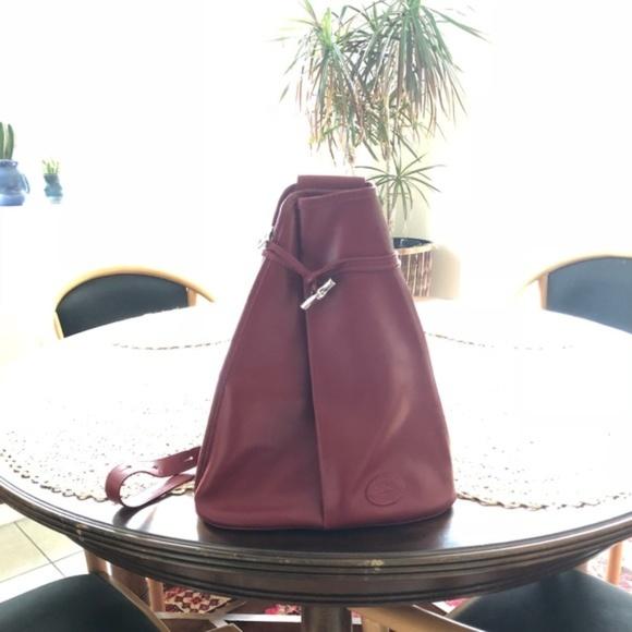 Vintage Longchamp Roseau Sling Bag